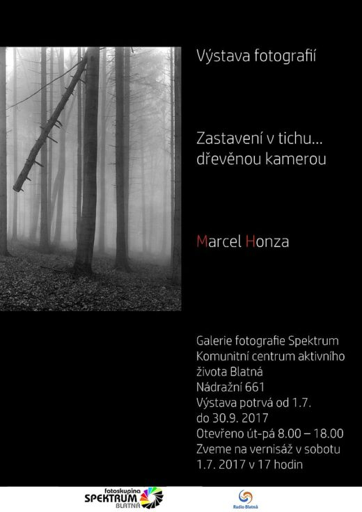 Marcel Honza - Zastavení v tichu