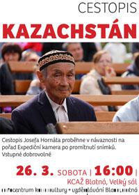 Josef Hornát - Kazachstán