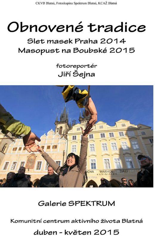 Fotoreportáž: Masopust - Jiří Šejna