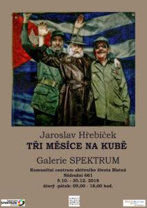 Jaroslav Hřebíček - Tři měsíce na Kubě